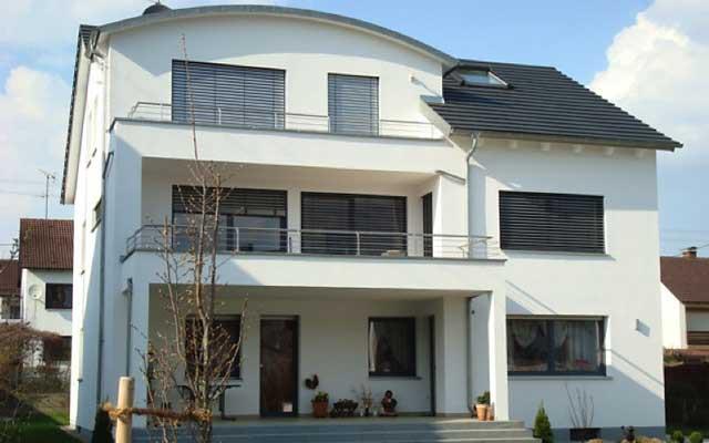 Buck Haus, 2 Familienhaus, Gablingen