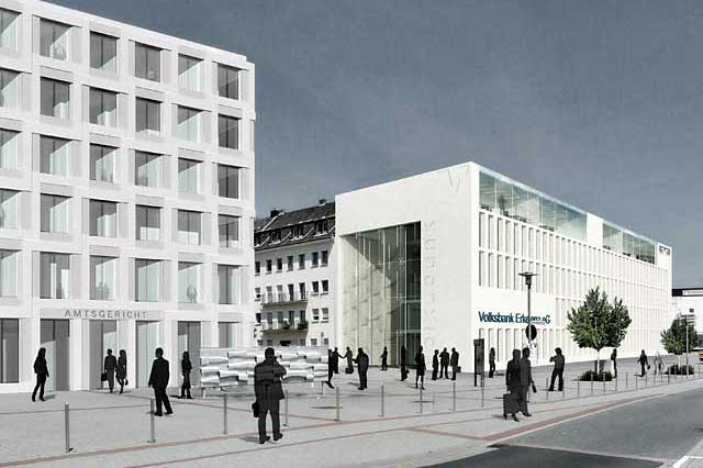Volksbank Erkelenz, completed 2013