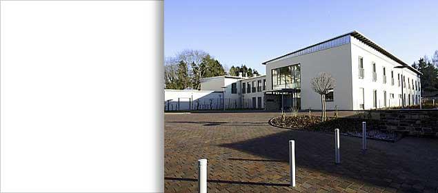 <br /><br /><br /><br /><br /><br /><br /><br /><br />Gästehaus der Benediktinerinnen