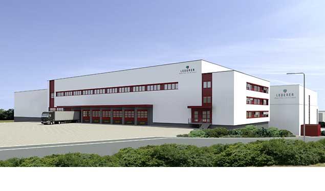 Erweiterung eines Logistikzentrums in Ennepetal