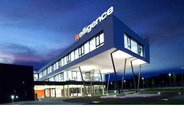 itelligence - Bürogebäude an der Königsbreede in Bielefeld