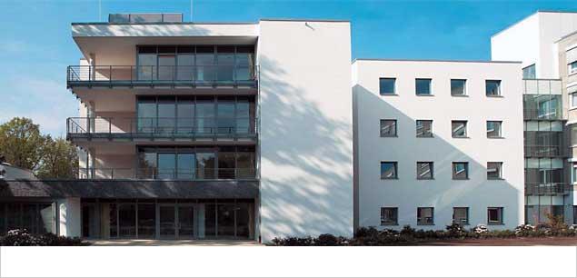 Neubau eines Bettenhauses mit Zentralküche Städtisches Klinikum, Gütersloh