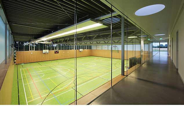 Zweifachturnhalle in Bielefeld-Ubbedissen