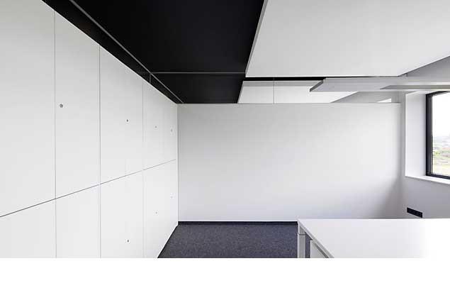 Betriebsgebäude der Dipl.-Ing. Husemann und Partner GmbH in Werther