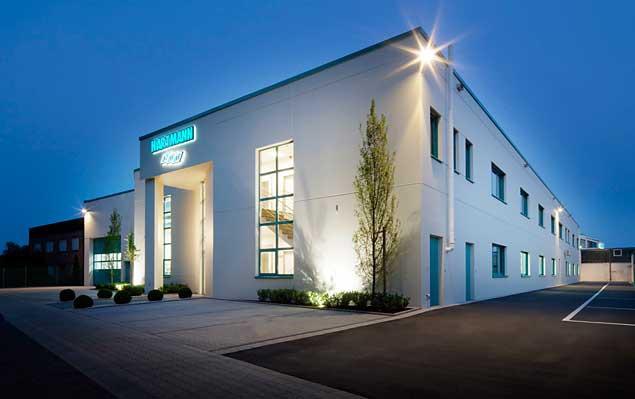 Produktions- und Montagehalle in Delbrück