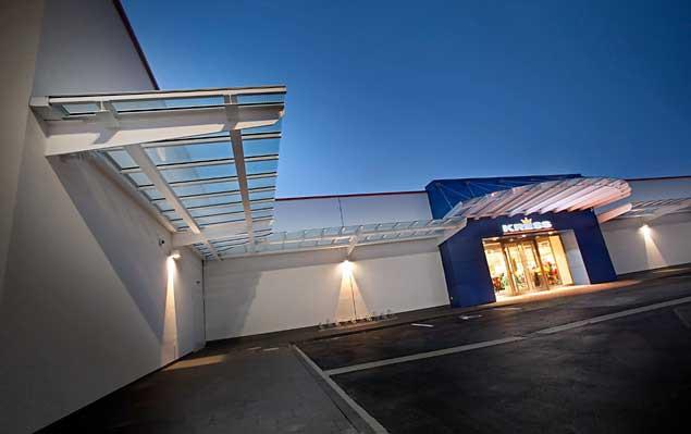 Neubau Kress-Modezentrum in Neheim-Hüsten