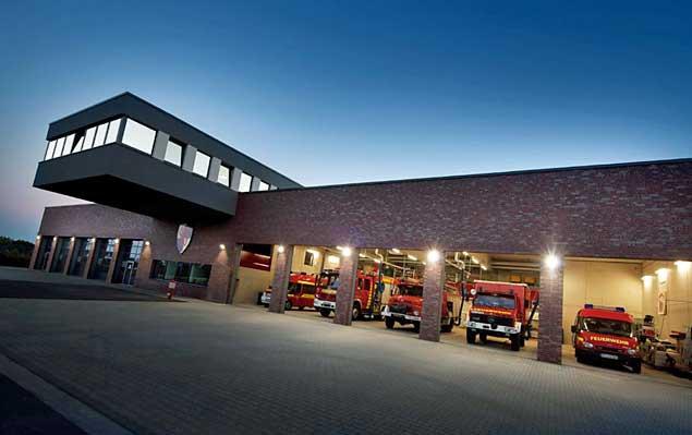 Neubau Feuerwehrgerätehaus Stadt Horstmar
