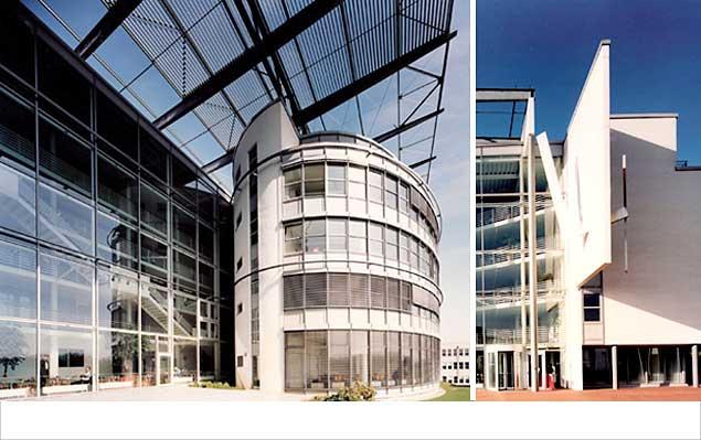 Technologie und Gründerzentrum in Hagen