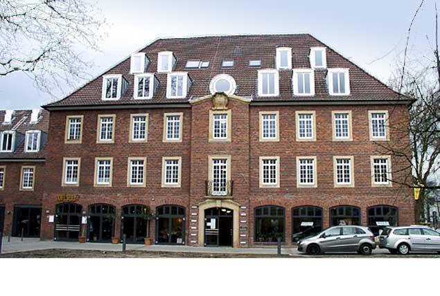 Ärztehaus Raphaelklinik, Münster