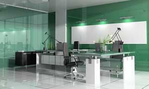 Büroausbau, Handwerker