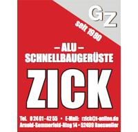 Geruestbau-Zick